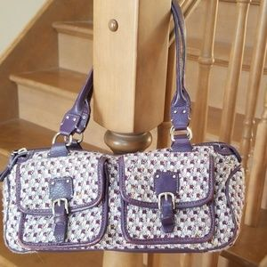 Fossil shoulder handbag